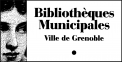 Logo la Bibliothèque Municipale Kateb Yacine