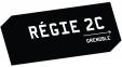 Logo La Régie 2C - Musiques Amplifiées Grenoble