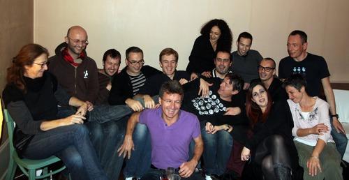 équipe 2012