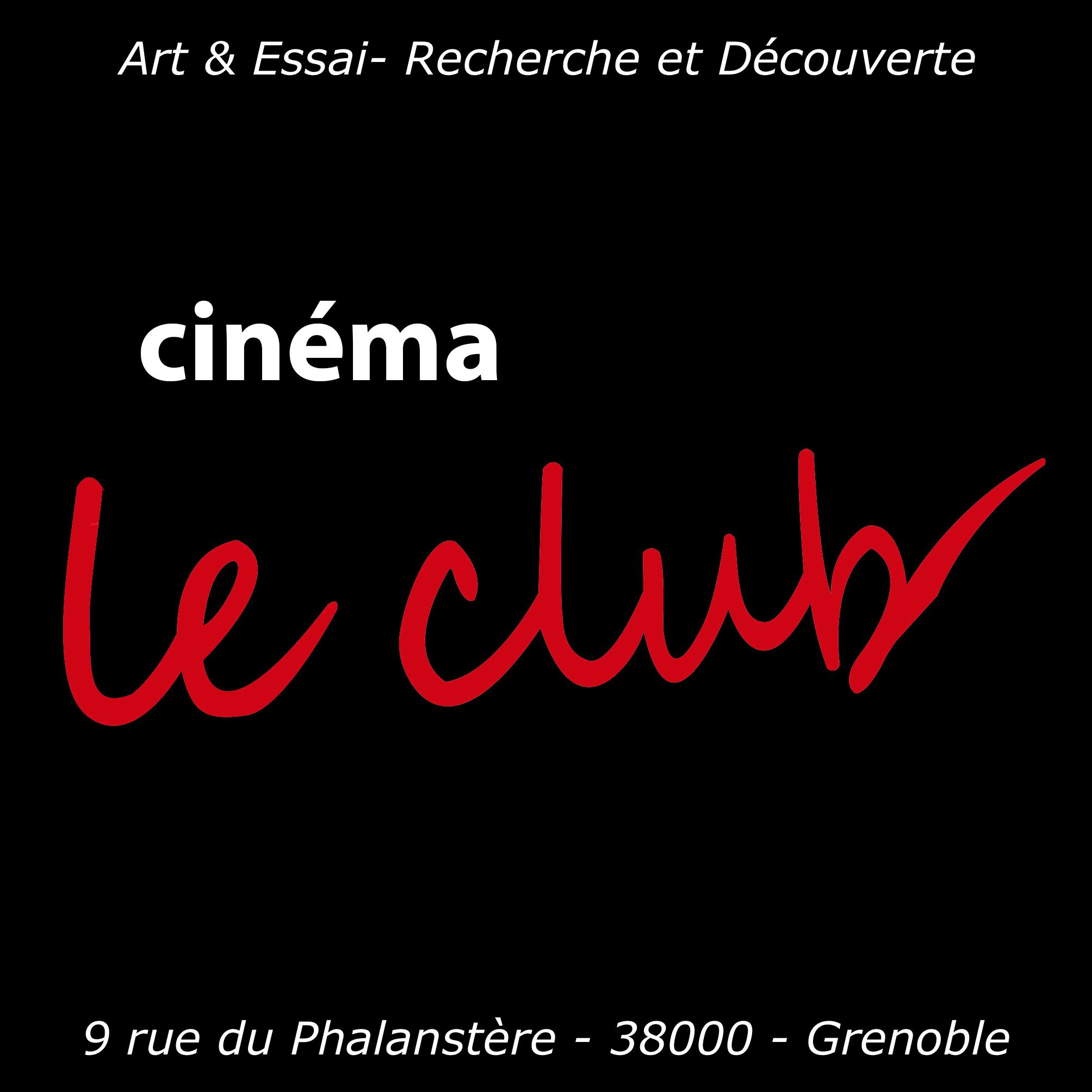Logo Le Cinéma Le Club