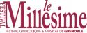 Logo Le Millésime - Festival oenologique et musical de Grenoble