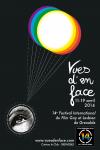 Affiche Vues d'en face 2014