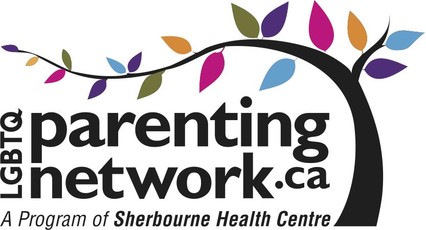 Logo Le LGBTQ Parenting Network