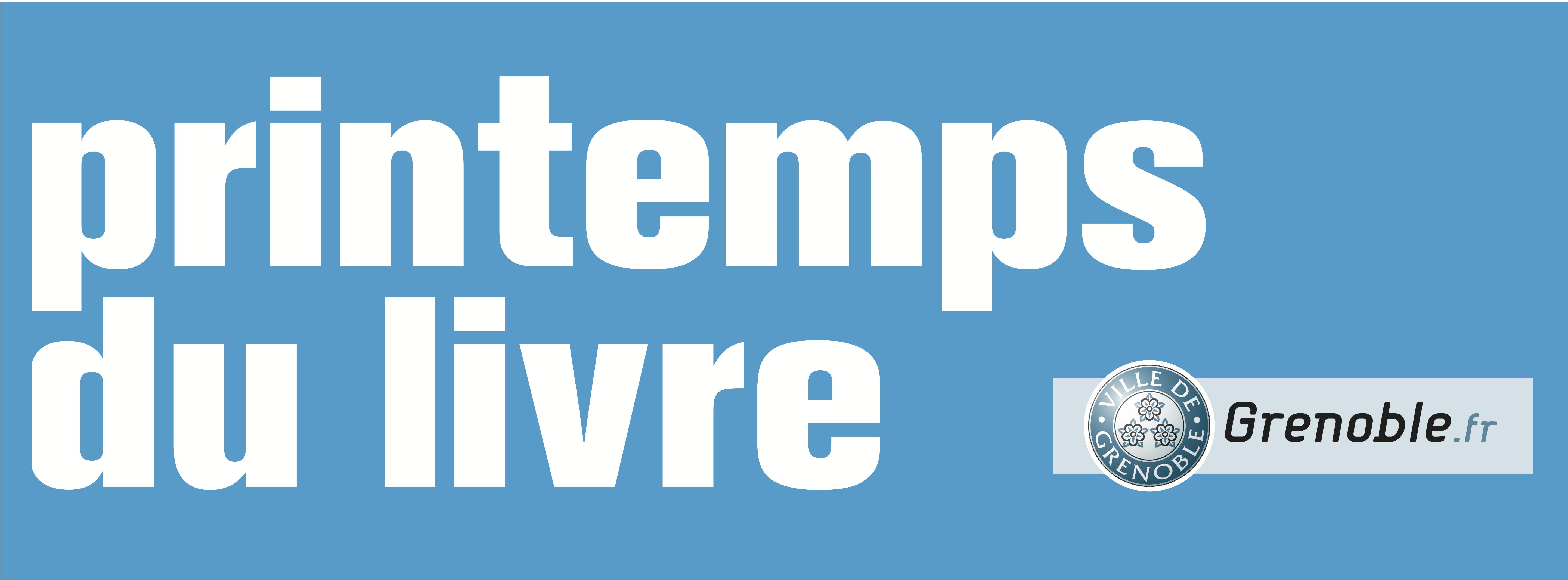 Logo Le Printemps du Livre