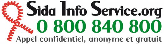 Logo Le site Sida Info Service