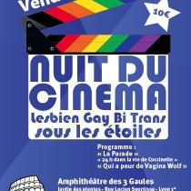 Nuit du cinéma LGBT 2014