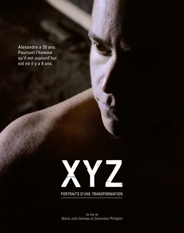 Film XYZ | Portraits d'une transformation
