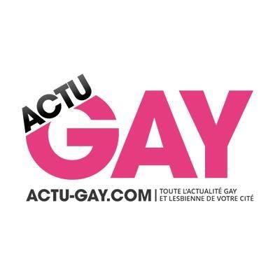 Logo Actu-gay