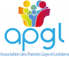 Logo L'Association des Parents Gays et Lesbiens