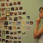 Photo Polaroid girl