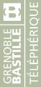 Logo Le Téléphérique Grenoble Bastille